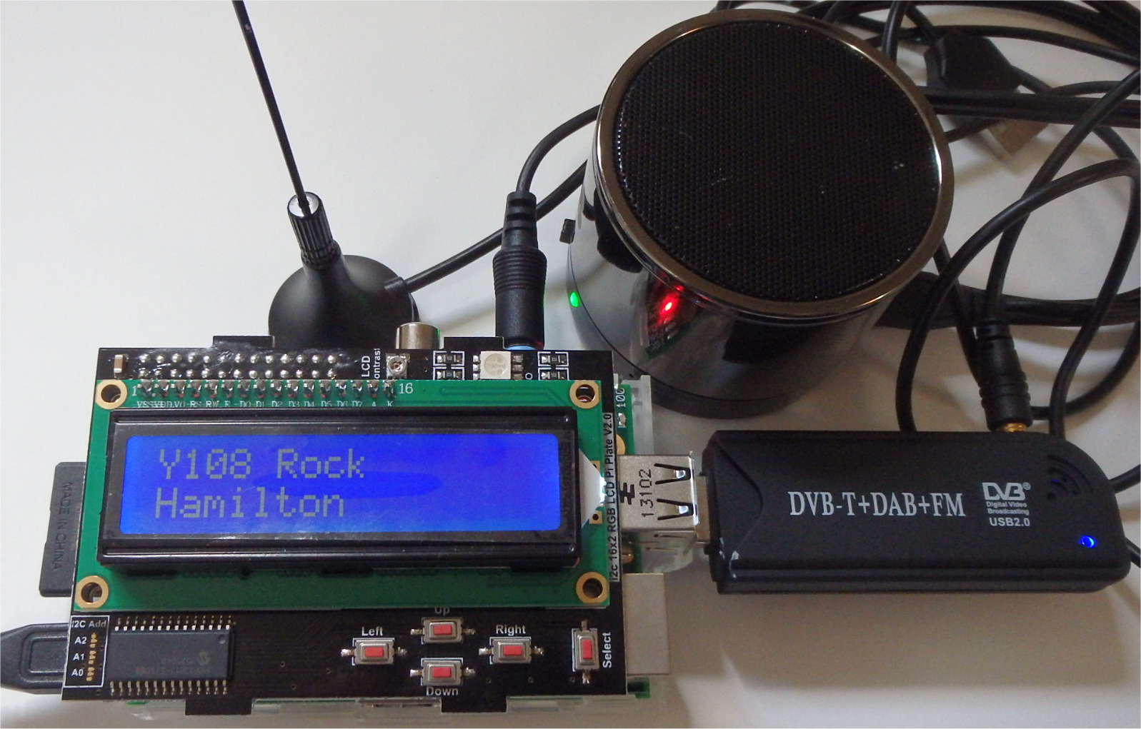 LCD_radio