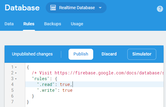 IoT with Google Firebase – Fun Tech Projects